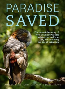 Paradise Saved book cover
